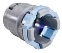 TOPAZ 1611 1/2 INCH ENT CONNECTOR