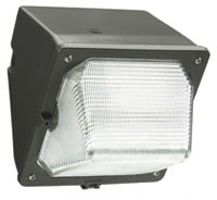 WLSG-70MHQPK 70W METAL HALIDE WALL PACK WITH GLASS LENS MULTI-TAP BALLAST