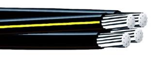 SDROP 1/0-1/0-1/0-2 SERVICE DROP CABLE #55414801 NOTRE DAME