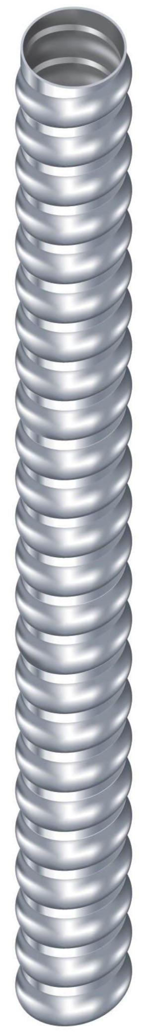 FAC 1/2 FLEX ALUMINUM CONDUIT (100FT COIL) 55082103