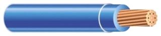 THHN12SOLBLU 12 COPPER THHN/THWN WIRE SOLID BLUE 500FT SPOOL 11590701 COP#12SOLBLU