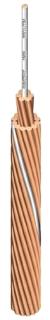 WIRE 4/0-19str 4/0 SoftDrawn Bare Copper (1000FT REEL)