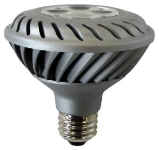 (61922) GE-LED10DP30S830/20 120 10W 120V 3000K MEDIUM SCREW (E26) BASE DIMMABLE LED PAR30 REFLECTOR FLOOD 500 LUMENS 50,000 HOUR AVERAGE RATED LIFE