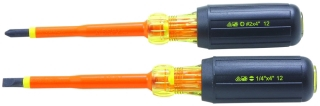 IDEAL 35-9305 2PC INSULATED SCREWDRIVER KIT