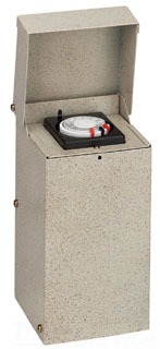 ML300RTWSN 300 WATT LOW VOLTAGE POWER PACK WITH TIMER - SHIELDED. SAND FINISH.