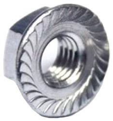CUL 40480J 1/4-20 HEX FLANGE NUT