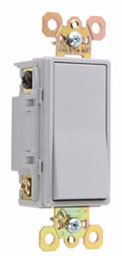2622GRY SWITCH DEC 2POLE 20A 120/277V GROUNDED