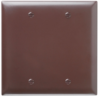 TP23 TRADEMASTER PLATE 2G BLANK BOX MOUNT BR