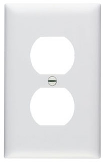 TP8OR TRADEMASTER WALL PLATE 1G DUPLEX