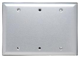 WPB3 WEATHERPROOF BOX COVER ALUM 3G W/GASKET