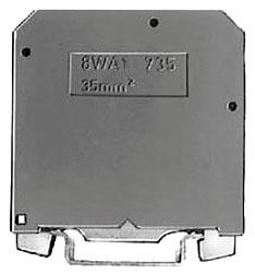 ITE 8WA1011-1PM00 2-SCR GROUND TERMINAL BLOCK