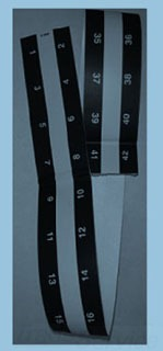 ITE NBK03 1-42 NUMBERING STRIP STICK-ON LABELS