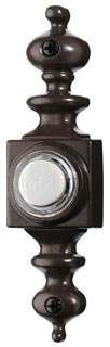 BROAN PB4LBR OIL RUBBED BRONZE LIGHTED BUTTON