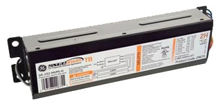(96720) GE-GE232-MVPS-L 2L OR 1L F32T8 120V-277V LOW WATT .71 BF PROGRAMED ULTRASTART ELECTRONIC FLUORESCENT BALLAST GENERAL ELECTRIC
