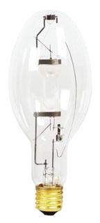 PHIL MH400/U ED-37 CLR MH LAMP 274498 MOG BASE FKA 344150