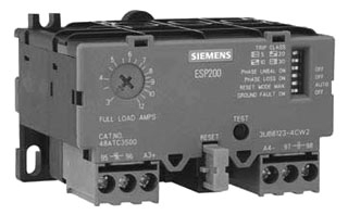 ITE 3UB81234CW2 OVRLD RELAY 3-12A SIZE A1 3 PHASE