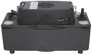 Z-521-0006 M521 115V 1PH 1.9 AMPS CONDENSATE PUMP W/ ALARM T ZOELLER