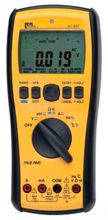 idl 61-498 IDL DIGITAL MULTIMETER BAT: 100 HR PEAK HOLD: DIODE TEST