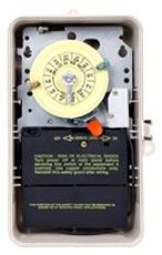 T101P201 NEMA 3R - BEIGE PLASTIC CASE - 125 V SPST 2/SPDT HEATER CUTOFF SWITCH