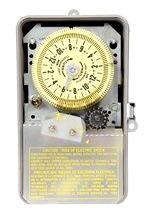 R8815P101C NEMA 3R - PLASTIC CASE 125 V DPST 25 AMP 3 HP WITH RAIN SENSOR INPUT TERMINALS