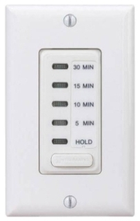 EI200W ELECTRONIC AUTO-OFF TIMER 5/10/15/30 MINUTE WITH HOLD WHITE