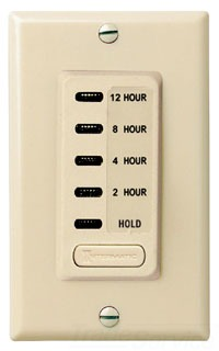 EI230 ELECTRONIC AUTO-OFF TIMER 2/4/8/12 HOUR WITH HOLD IVORY