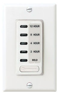 EI230W ELECTRONIC AUTO-OFF TIMER 2/4/8/12 HOUR WITH HOLD WHITE