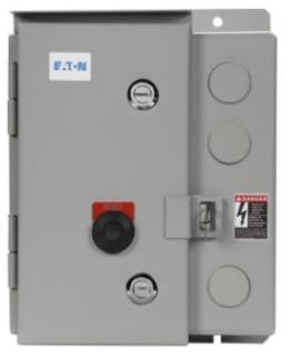 C-H ECN0511AAA-R63/C 120V SIZE 1 NEMA 1 STARTER