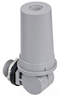 TORK 2021 120V 2000W SINGLE POLE SINGLE THROW (SPST) CONDUIT MOUNTING PENCIL SWIVEL PHOTOCELL