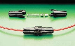 L-FSE 155120U INLINE FUSE HOLDER 20A 32V For Low voltage 3AG/AB or SFE Fuse Applications