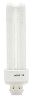 (97597) GE-F13DBX/841/ECO4P 13W 4100K 4-PIN G24q-1 BASE CFL COMPACT FLUORESCENT LAMP