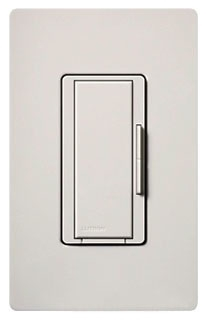 MA-R-WH WHITE REMOTE DIMMER FOR LUTRON MAESTRO MULTI-LOCATION DIMMERS