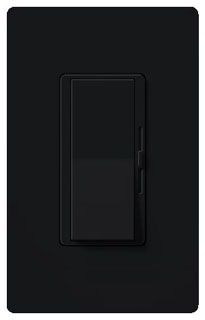 DV-600P-BL LUTRON (DIVA) BLACK 600W PRESET DIMMER W/ NIGHTLIGHT