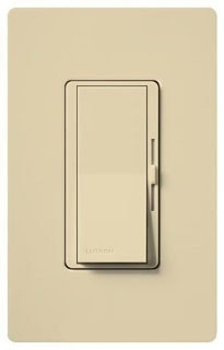 DV-600P-IV IVORY 600W SINGLE POLE DIMMER