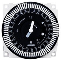 FM1SWUZH-240U 7-DAY ELECTROMECHANICAL TIMER MODULE, 21A, SPDT