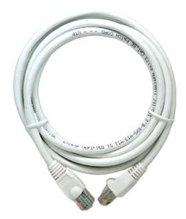 P&S AC3525-WH-V1 25FT PATCH CABLE