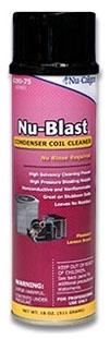 1850025 NU-BLAST AEROSOL CONDENSER CLEANER