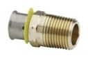 DA100579 90541 3/4 PEX PRESS X 3/4 MPT ADP NL