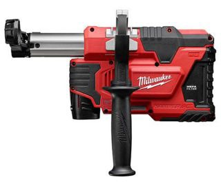 MIL 2306-22 M12 Universal HAMMERVAC 2 Batt Kit