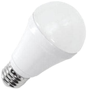 ~A19FR6/850/LED 80816 6W 120V 5000K 5000K MEDIUM (E26) BASE DIMMABLE LED A19 LAMP 510 LUMENS 25,000 HOUR AVERAGE RATED LIFE