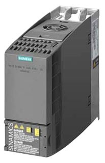ITE 6SL32101KE188UF1 SINAMICS G120C RATED POWER 4 0KW WITH 150% OVERLOAD FOR 3 SEC 3AC380-480V +10/-20% 47-63HZ UNFILTERED I/O-INTERFACE: 6DI 2DO 1AI 1AO SAFE TORQUE OFF INTEGRATED FIELDBUS: PROFINET-PN PROTECTION: IP20/ UL OPEN TYPE