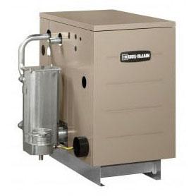 """382-200-611 Weil McLain 91.2% AFUE Natural Gas/LP Boiler 3"""" Vent 105 MBH"""