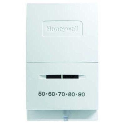 T822K1018/U Honeywell Manual Heat Only Thermostat