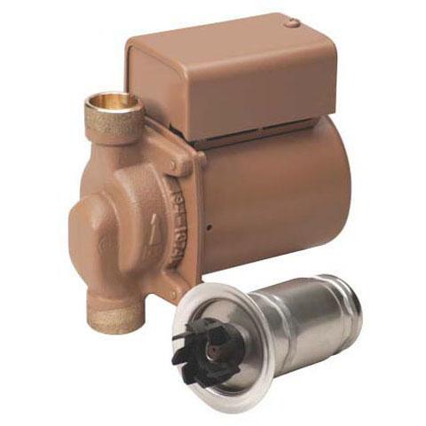 """006-B4 Taco Bronze Circulator Pump 3/4"""" Sweat 115V 1/40 HP 3250 RPM"""