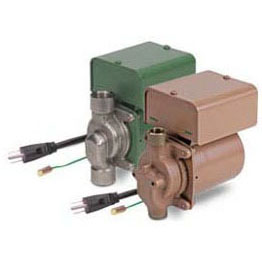 """006-ST Taco Stainless Steel Circulator Pump 3/4"""" IPS 115V 1/40 HP 3250 RPM"""
