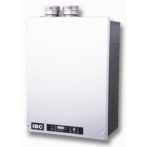 HC33-160 IBC 94% AFUE Condensing Boiler NG/LP 33-160 MBH