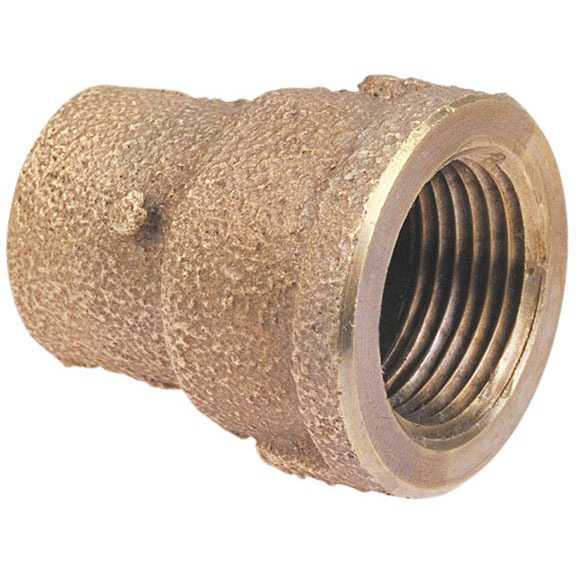 "4"" Cast Bronze Alloy Female Adapter"
