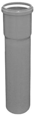 "Centrotherm Innoflue ISVL036 3"", 76.4"" L, Polypropylene, Rigid Vent Length"