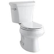 Wellworth 1.28 GPF Toilet White