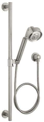 Purist Handshower Kit Vibrant Brushed Nickel